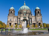 Berlin Dome Photographic Print by  Synchropics