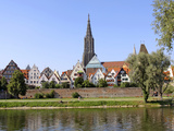 Ulm Photographic Print by Peter Widmann