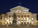 Bayerisches Nationaltheater Photographic Print