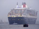 Cruise Liner Queen Mary 2 Photographic Print by Christian Ohde