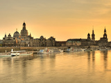 Dresden Photographic Print by Dieter Moebus