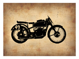 Vintage Motorcycle 2 Posters by  NaxArt