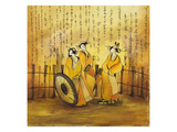 Japanese Dreams 2 Art by Vaan Manoukian
