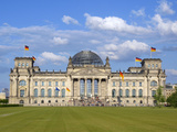 Reichstag Building Photographic Print