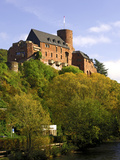 Castle Hengebach Photographic Print by Guenter Fischer