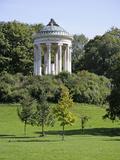 Englischer Garten Photographic Print by Peter Widmann