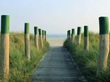 Way to the Beach Photographie par Thorsten Nieder