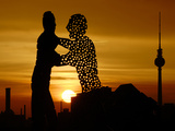Molecule Man Photographic Print