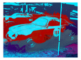 Alfa Romeo  Watercolor Posters by  NaxArt