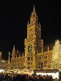 Town Hall Photographic Print by Peter Widmann