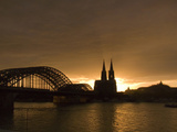 Cologne Photographic Print by Luis Castaneda