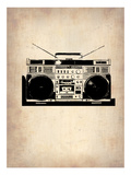 Vintage Radio 1 Prints by  NaxArt