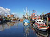 Neuharlingersiel Photographic Print by  Boyungs
