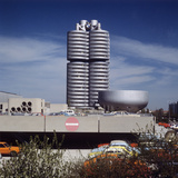 Bmw Tower Photographic Print by Collection Pauser
