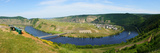 Moselle Valley Panorama Photographic Print by Beate Tuerk