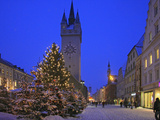 Christmas Market Photographic Print by Peter Widmann