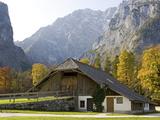 Berchtesgaden Alps Photographic Print by Peter Widmann