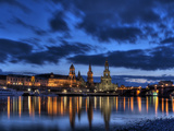 Dresden Photographic Print by Gregor Luschnat