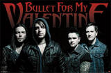 Bullet For My Valentine - Temper Temper Photo