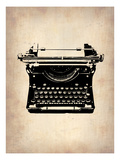 Vintage Typewriter 2 Prints by  NaxArt
