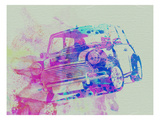 Mini Cooper Affiches par  NaxArt