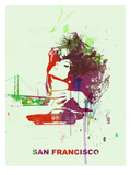 San Francisco Romance Posters by  NaxArt