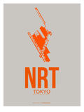 Nrt Tokyo Poster 1 Posters by  NaxArt