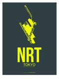 Nrt Tokyo Poster 2 Art par  NaxArt