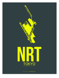 Nrt Tokyo Poster 2 Art by  NaxArt
