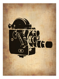 Vintage Camera 3 Posters by  NaxArt