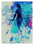 Dancing in the Rain Kunst von  NaxArt