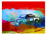 Bmw 3.0 Csl Racing Posters by  NaxArt