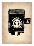 Vintage Camera 1 Print by  NaxArt