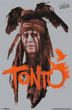 The Lone Ranger - Tonto Prints