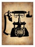 Vintage Phone 3 Posters by  NaxArt