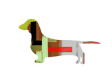Dachshund Prints by  NaxArt