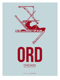 Ord Chicago Poster 3 Prints by  NaxArt