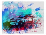 Bmw 3.0 Csl Print by  NaxArt