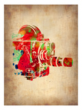 Vintage Camera 4 Prints by  NaxArt