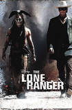 The Lone Ranger - One Sheet Print