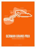 German Grand Prix 3 Kunstdrucke von  NaxArt