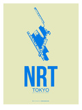 Nrt Tokyo Poster 3 Posters by  NaxArt