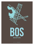 Bos Boston Poster 2 Posters by  NaxArt