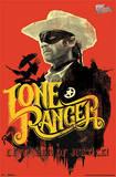 The Lone Ranger Defender of Justice Print