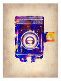 Vintage Camera 2 Prints by  NaxArt