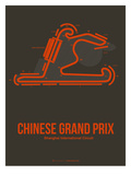 Chinese Grand Prix 2 Posters by  NaxArt