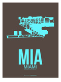 Mia Miamy Poster 2 Prints by  NaxArt