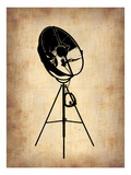 Vintage Lamp 1 Kunst von  NaxArt