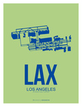 Lax Los Angeles Poster 1 Posters by  NaxArt