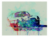 Ferrari 250 Gtb Racing Prints by  NaxArt